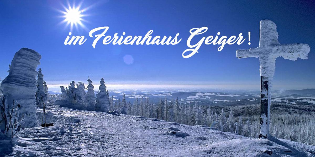 Winterurlaub am Großen Arber in Bodenmais im Bayerischen Wald Skiurlaub in Bayern