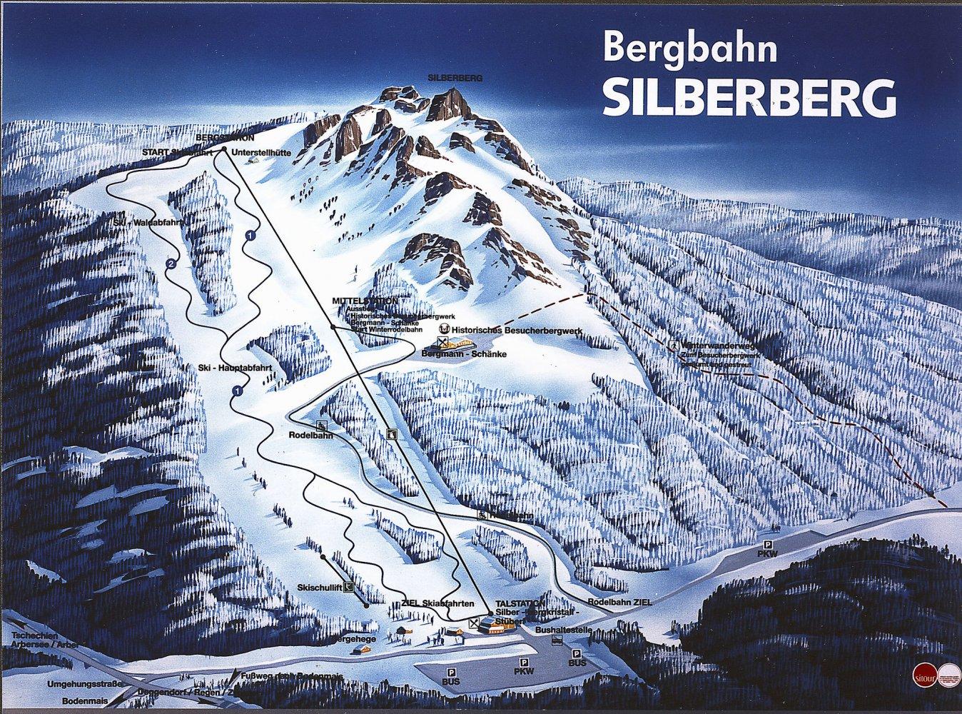 Silberbergwerk Bodenmais Bayerischer Wald, Urlaub in Bayern