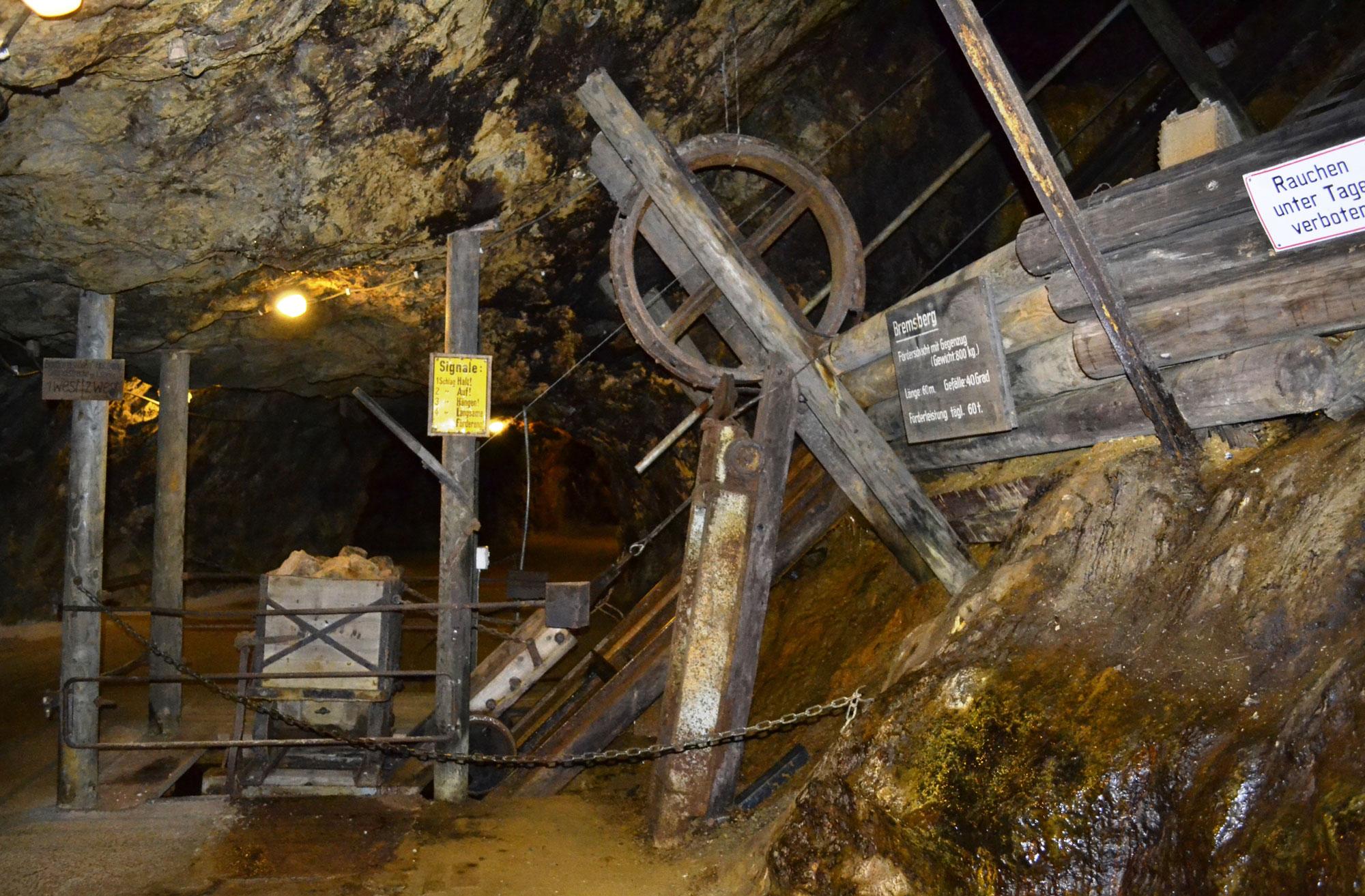 Silberbergwerk Bodenmais